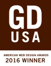 American Web Design Awards Winner