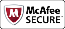 glass.com Inc McAfee Certificate