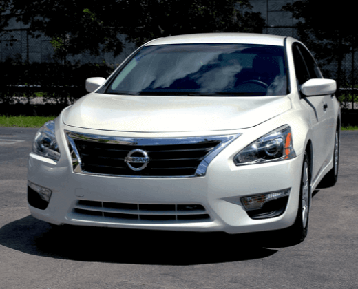Nissan Altima glass repair/replacement