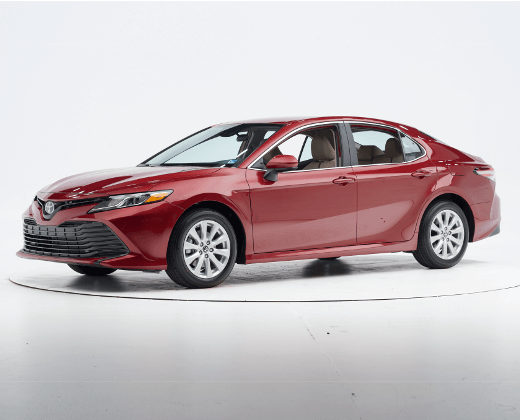 Toyota Camry glass repair/replacement